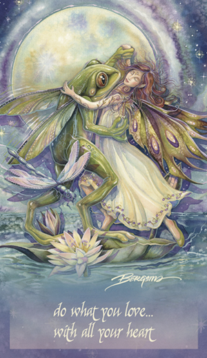 Faeries / There Is Always A Reason To Dance - Mailable Mini