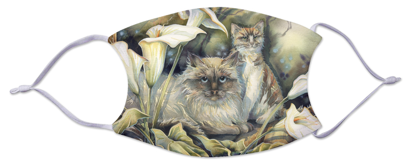 Face Mask - Cats