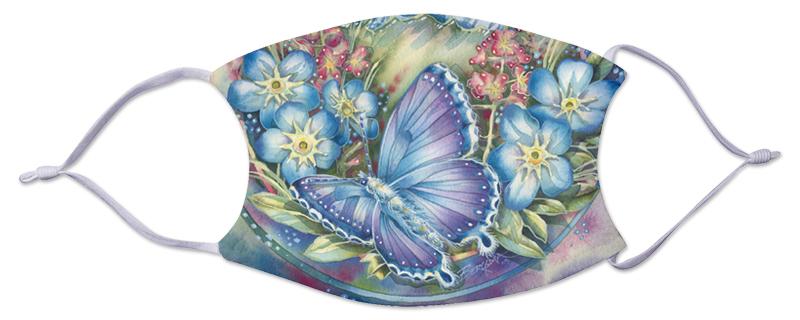 Face Mask - Butterfly 814