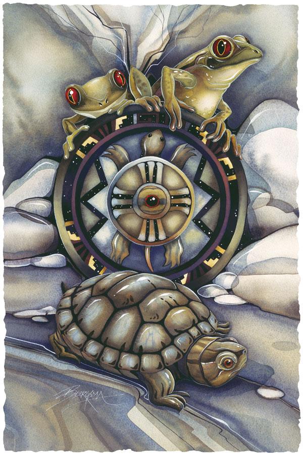 Turtle Island - Prints