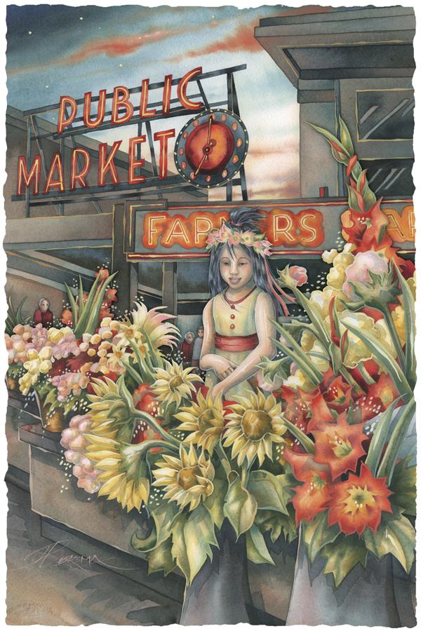 Public Market - Prints