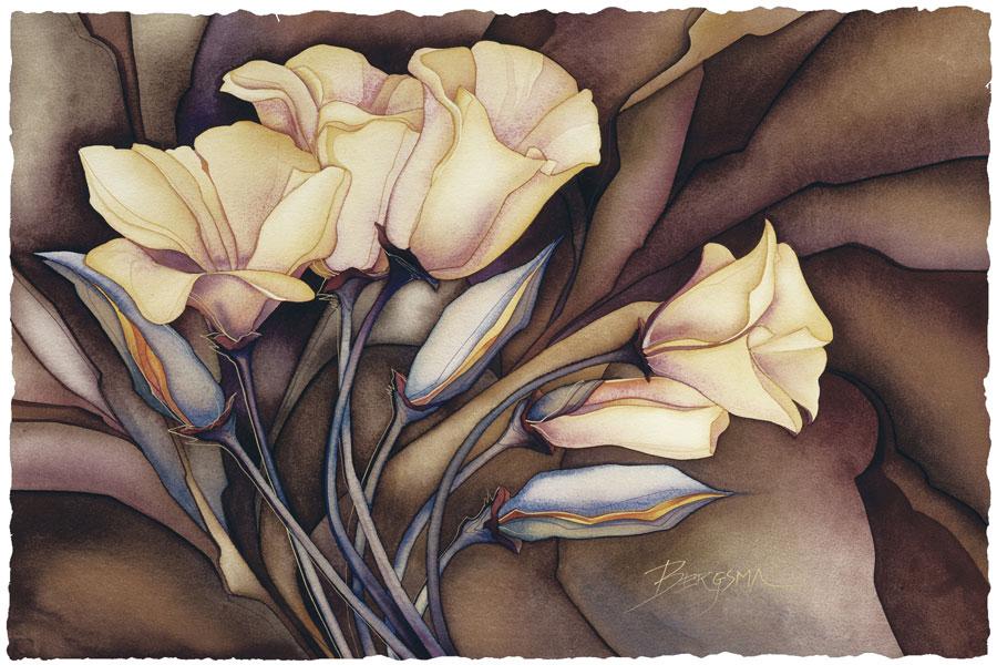 Poppy Ballet - Prints