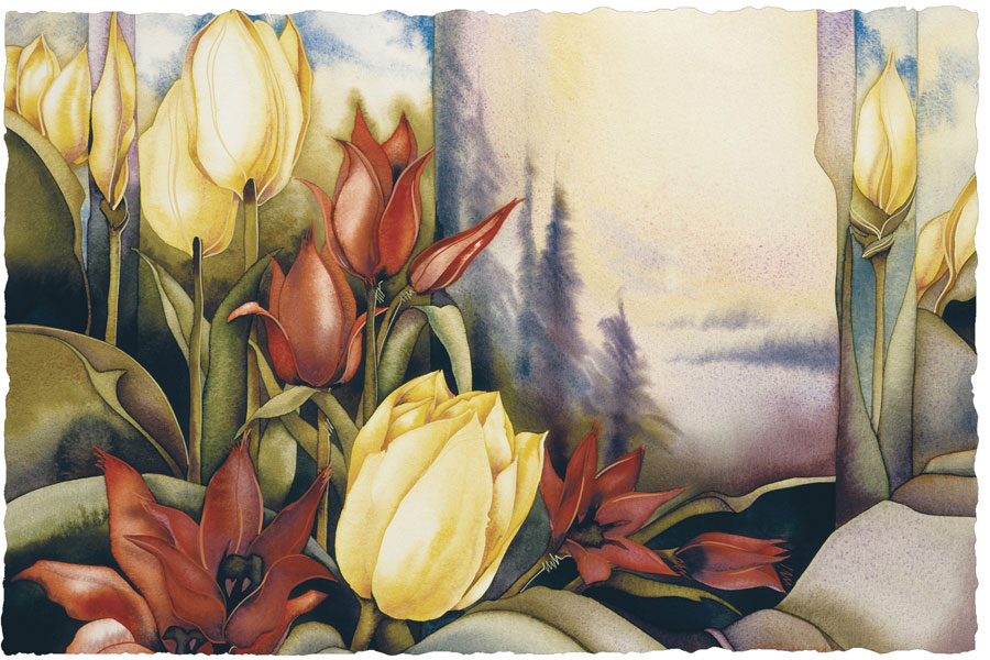 Tulip Days - Prints