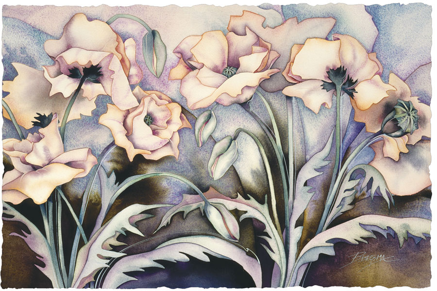 Poppy Storm - Prints