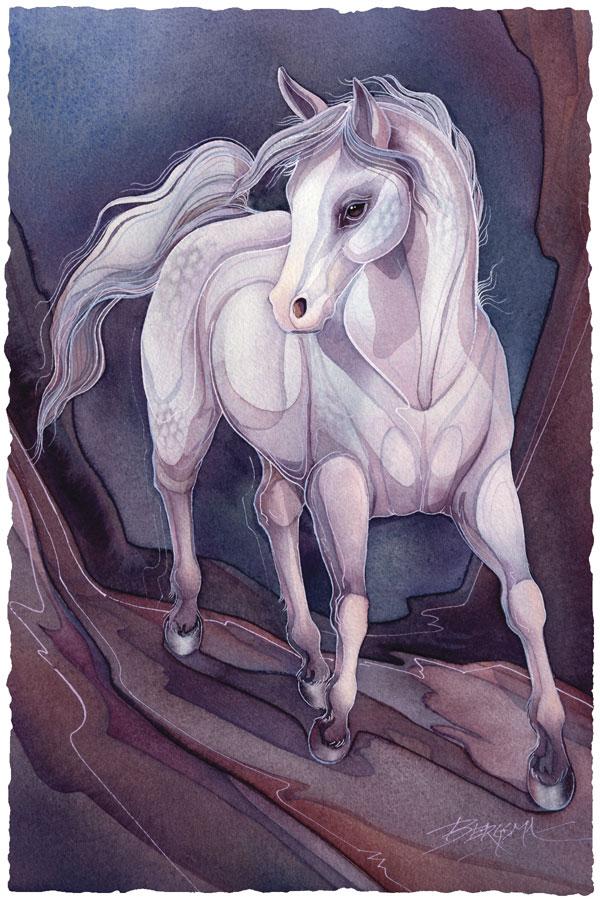 Desert Horse - Prints