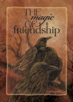Odin's Ravens - Magnet