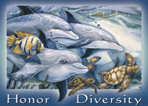 Honor Diversity - Magnet
