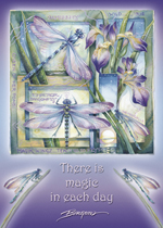 Magik Wingz - Magnet