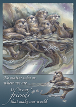 No Matter Who Or Where We Are... - Magnet