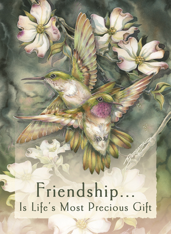 Friendship... - Magnet