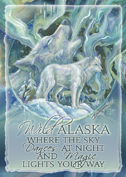 Wild Alaska - Magnet