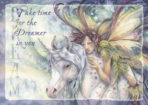 Take Time... For The Dreamer In You - Magnet