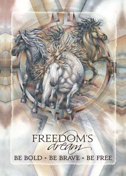 Freedom's Dream - Magnet