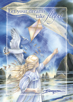Children / Let Your Dreams Take Flight - Magnet