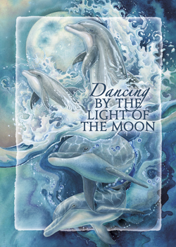 Dancing by the Light of the Moon - Magnet