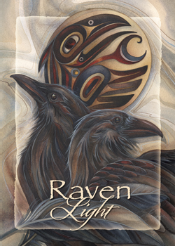 Raven Light - Magnet