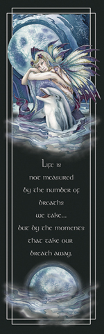 Mermaids & Sea Faeries / Fantasea... Where Dreams Begin - Bookmark