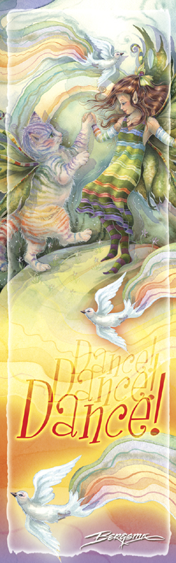 Faeries / Dance Your Own Dance - Bookmark