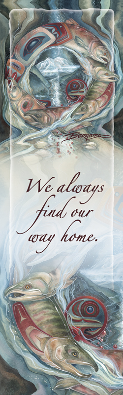 We Always Find Our Way Home - Bookmark