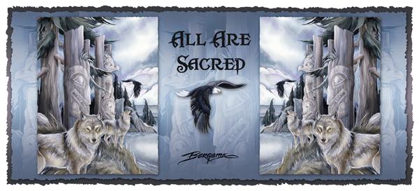 All Are Sacred - Mug