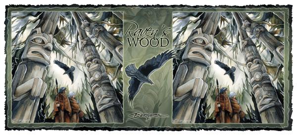 Raven's Wood - Mug