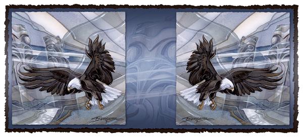 Eagle's Landing - Mug