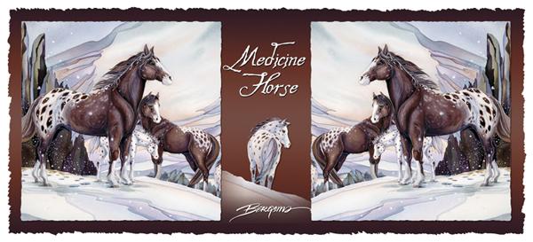 Medicine Horse - Mug