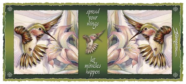 Spread Your Wings... - Mug