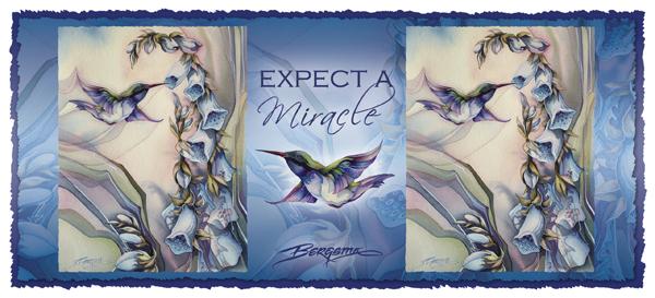 Expect A Miracle - Mug