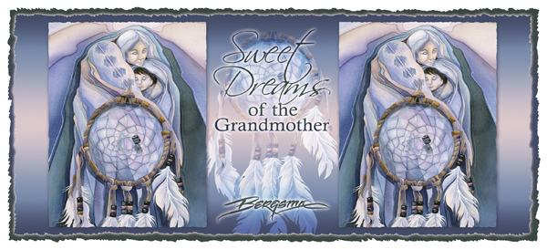 Sweet Dreams of the Grandmother -  Mug
