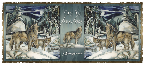 Cry For Freedom - Mug