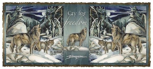 Cry For Freedom - Mug