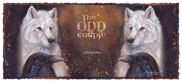 Odd Couple - Mug