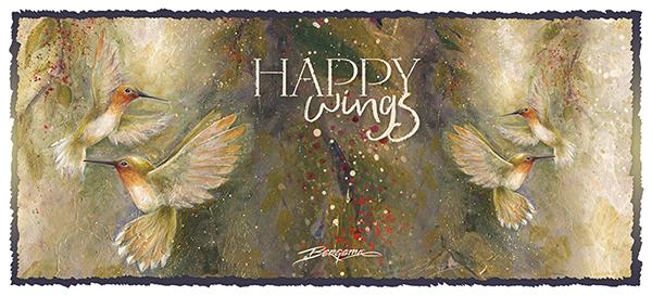 Happy Wings - Mug