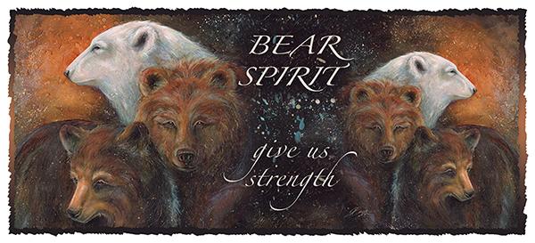 Bear Spirit - Mug