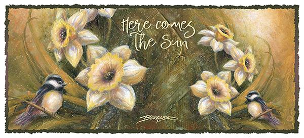 'Here Comes The Sun' - Mug