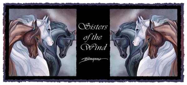 Sisters Of The Wind - Mug