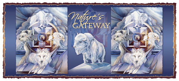 Natures Gateway - Mug