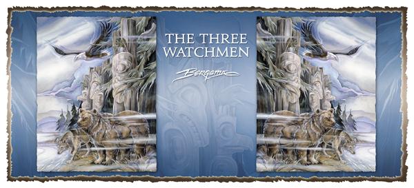 The Three Watchmen - Mug