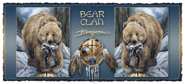Bear Clan - Mug
