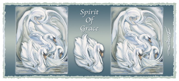 Spirit Of Grace - Mug