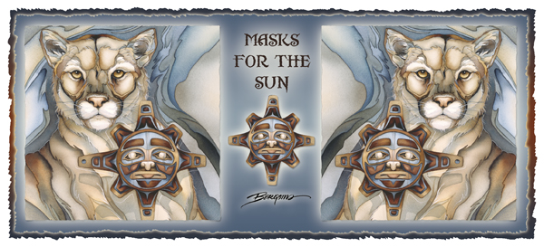 Masks For The Sun - Mug