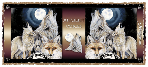 Ancient Voices - Mug