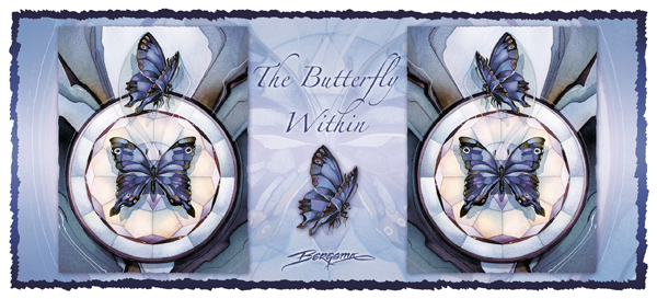 The Butterfly Within - Mug