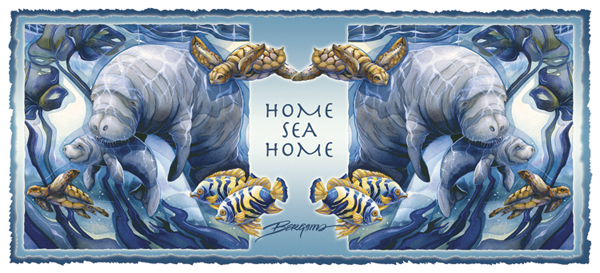 Home Sea Home - Mug