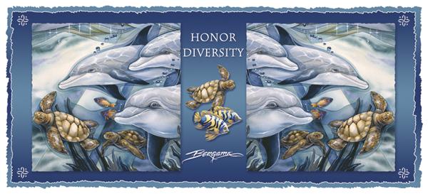 Honor Diversity - Mug