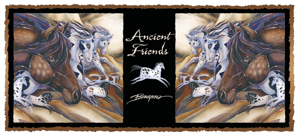 Ancient Friends - Mug