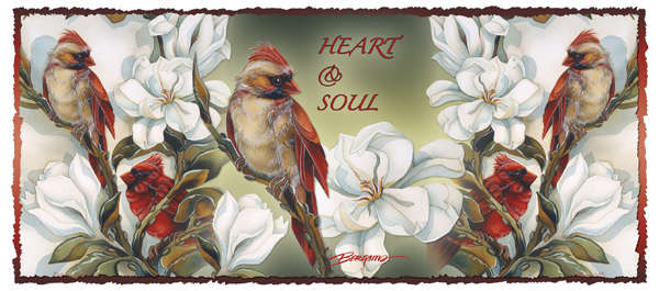 Misc. Small Birds / Heart & Soul - Mug