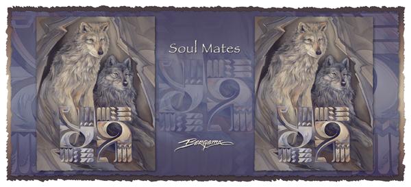 Soul Mates - Mug
