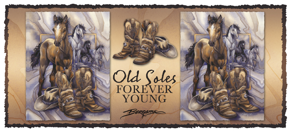Old Soles Forever Young - Mug